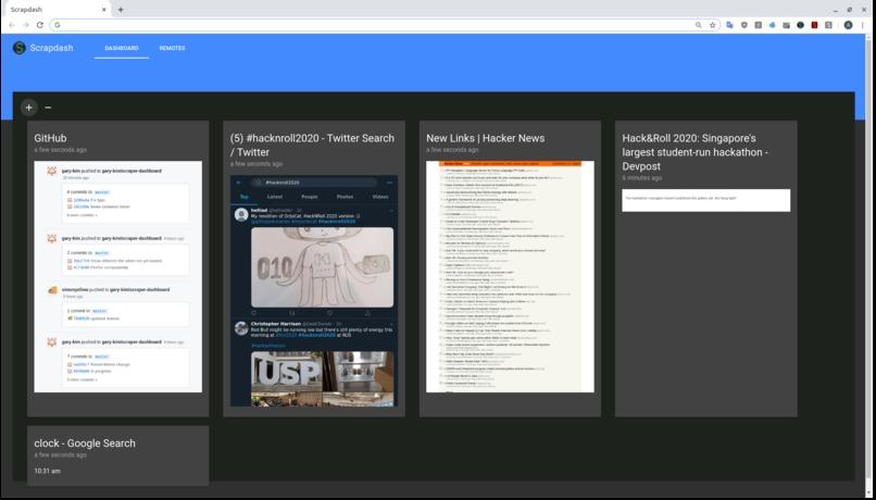Scrapdash Screenshot 2
